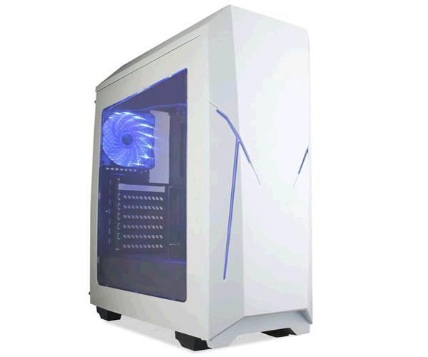 Caja ATX gaming Talius Xentinel Blanca - USB 3.0