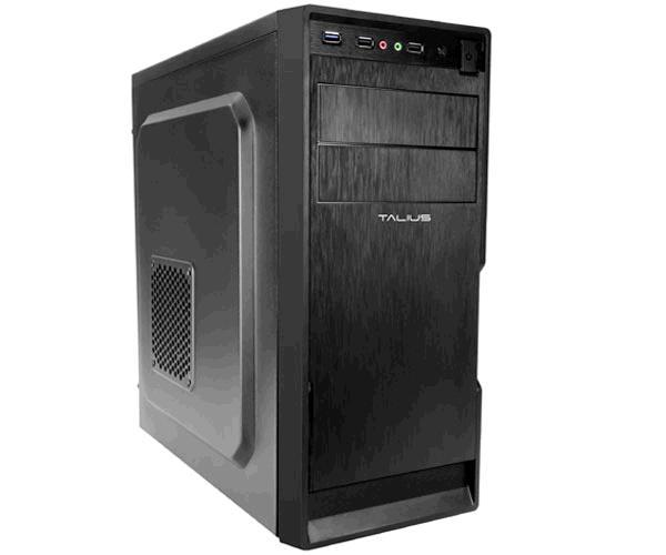 Caja ATX Talius T-301 - USB 3.0 - Negra