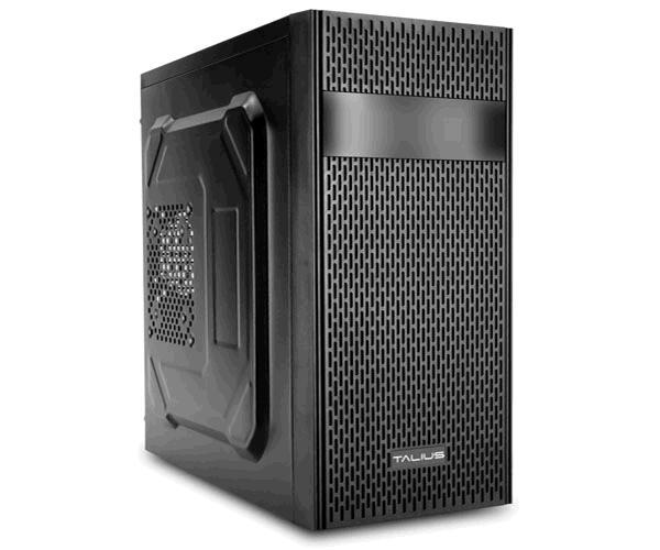 Caja M-Atx Talius T-201 - USB 3.0 - Negra