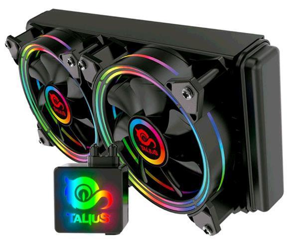 Refrigeracion liquida Talius skadi 240 RGB (intel-amd)