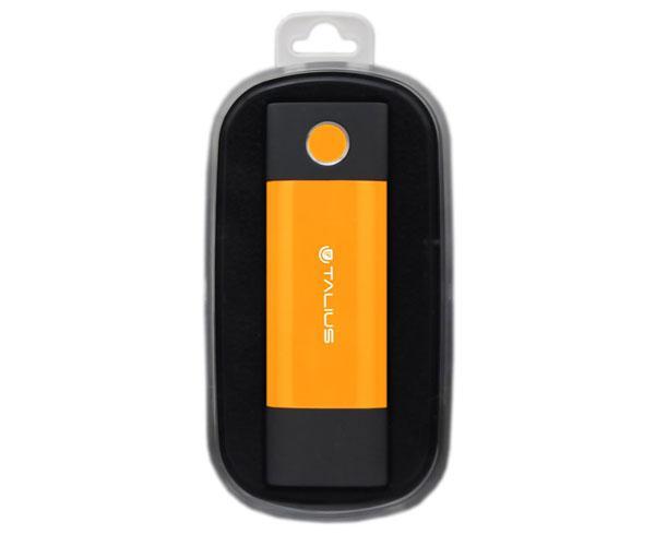 Powerbank Talius 5000 mah - Micro USB - Amarillo - tal-pwb4009