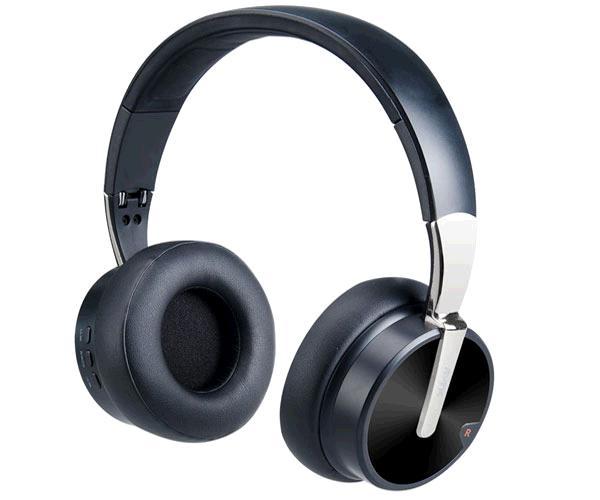 Auriculares Bluetooth genesis ct954 mp3 MicroSD - FM - negro MTK