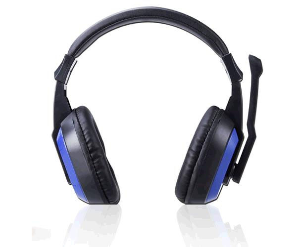 Auriculares gaming  luz LED - ct649 - pc - ps4 - Xbox one - switch - negro - MTK