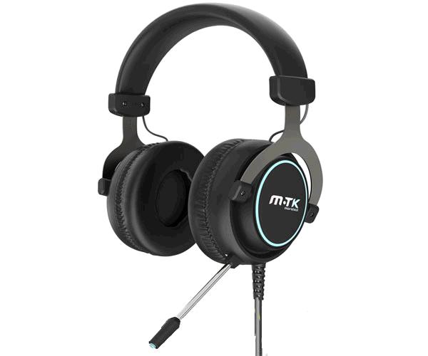 Auriculares gaming 7.1 Rgb Led Ct821 - PC - PS4 - 50mm -  MTK