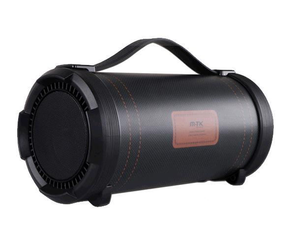 ALTAVOZ BLUETOOTH ALEVIN K3612 - 2W+18W - FM - USB - NEGRO -  MTK
