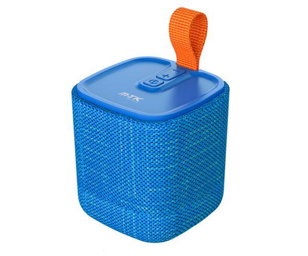 Altavoz Bluetooth 5.0 - TF4160 - 5w - Tws - Fm - Micro SD - Usb - Rojo - Mtk