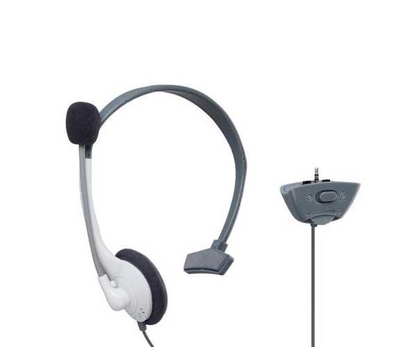 Auricular con Microfono Xbox 360 k3330