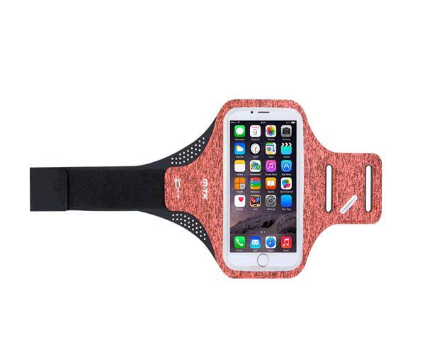 Funda brazalete smartphone 4.7 - 6 pulgadas - K3604 - Rojo - Mtk