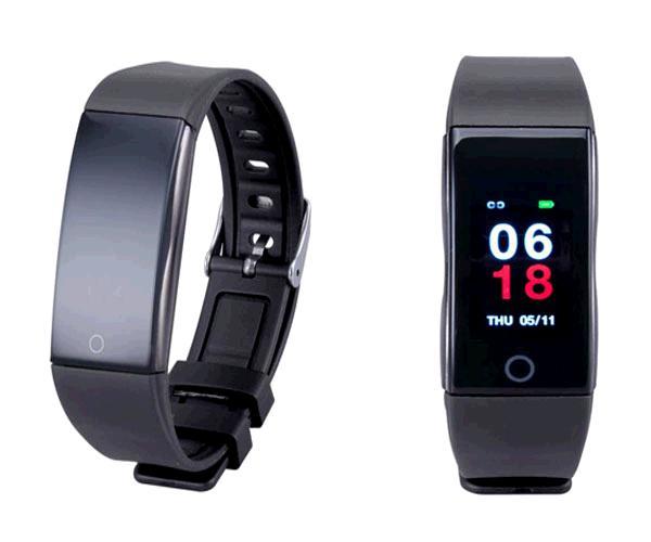 Pulsera de actividad - Smart watch Rt984 Negro MTK