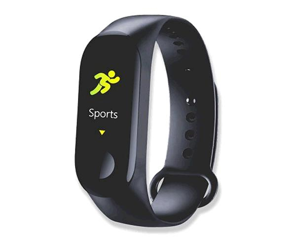 Pulsera de actividad - Smart Watch Rt822 - Negro - Mtk