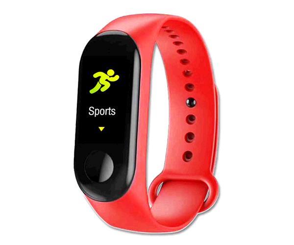 Pulsera de actividad - Smart Watch Rt822 - Roja - Mtk