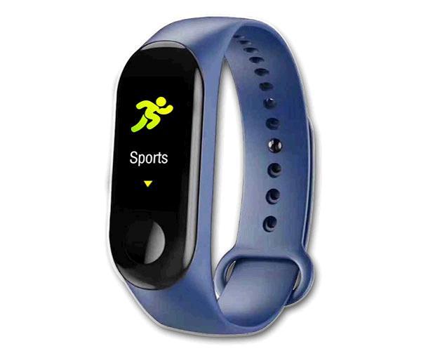 Pulsera de actividad - Smart Watch Rt822 - Azul - Mtk