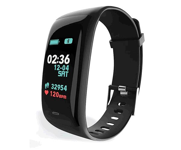 Pulsera de actividad - Smart Watch Rt830 - Negro - Mtk