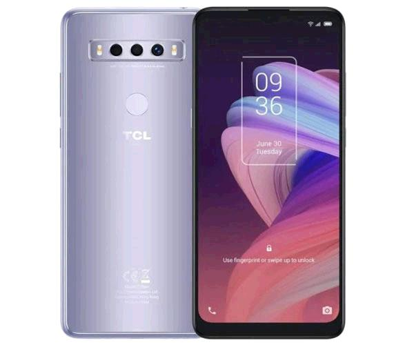 """Smartphone TCL T766H 10 Se Icy Silver 6.52"""" Hd+ - Octacore Helio P22 - 4Gb - 128Gb - 48+5+2 Mpx - 8 Mpx"""
