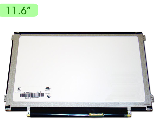 Pantalla portatil 11.6 Slim LED 16cm small b.lateral 40 pines