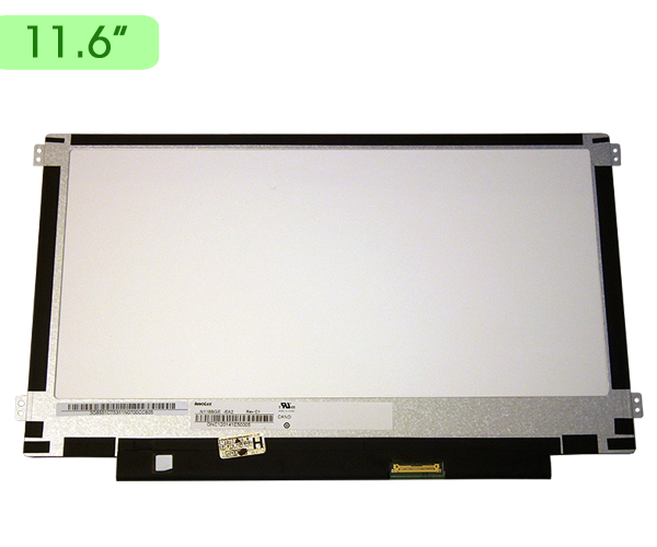 Pantalla portatil 11.6 LED Slim edp 30 pin bracket lateral