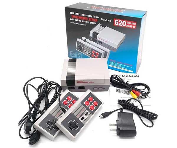 maquina de juego 620 en 1 - av out - incluye dos mandos