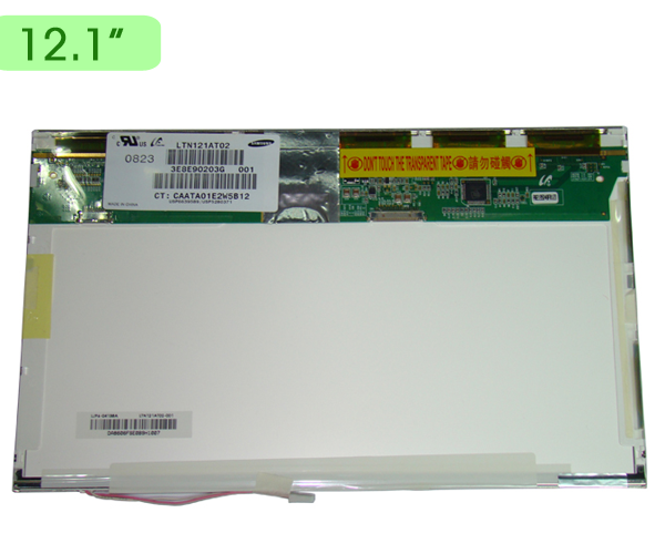 PANTALLA PORTATIL 12.1 LCD 20 PIN