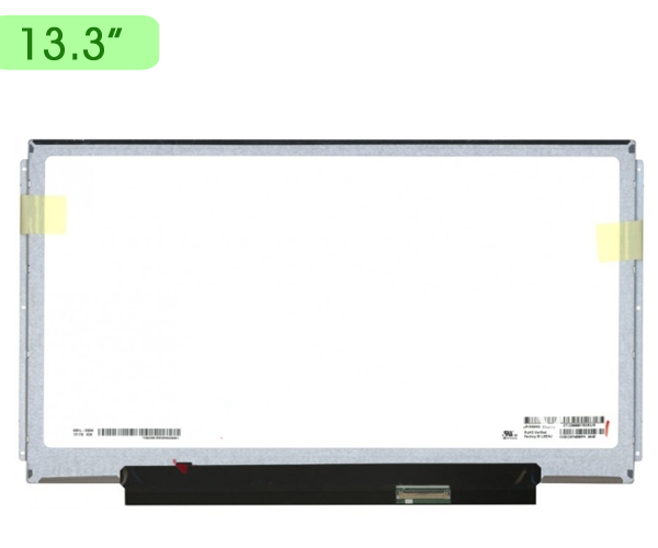 Pantalla portatil 13.3 Slim LED brackets alargado 30 pines
