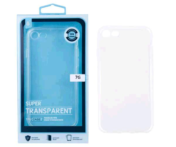 Funda transparente iPhone 11 Pro Max