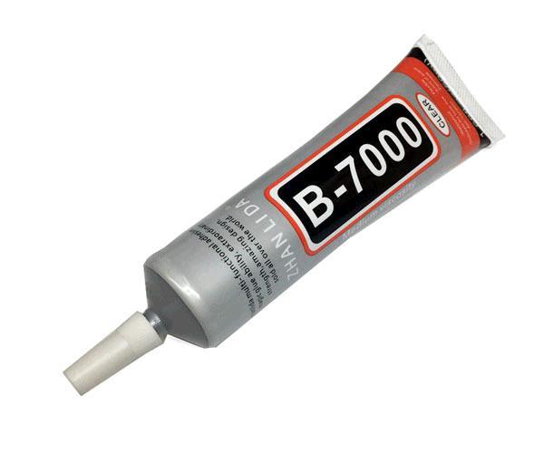 Pegamento especial reparaciones zhanlida b7000 50ml