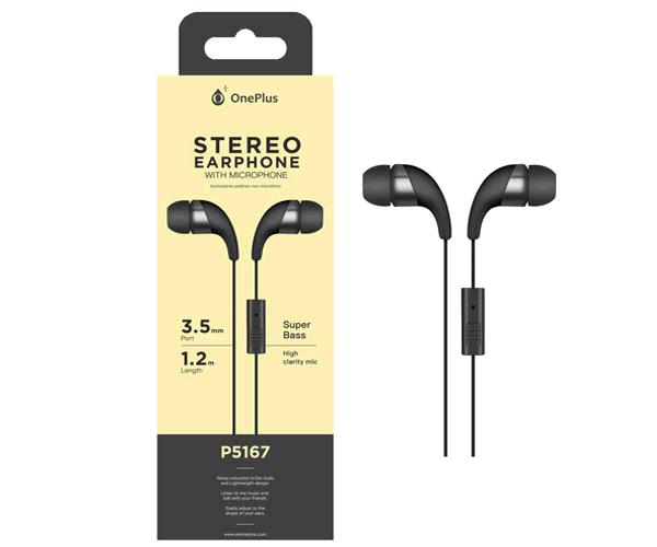 AURICULARES + MICRO P5167 WINGS NEGRO ONE+