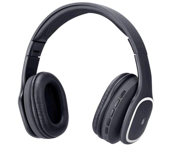 AURICULARES BLUETOOTH + MICRO MP3 TRIVIA C4354 NEGRO ONE+