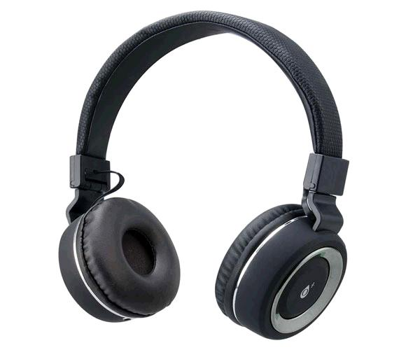 AURICULARES CON MICRO ASTEROIDES C4357 NEGRO - GRIS ONE+