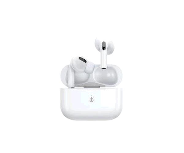 Auriculares estereo Bluetooth 5.0 Nc3158 - Tws - Blancos - Control tactil - Base de carga 240mah - One+