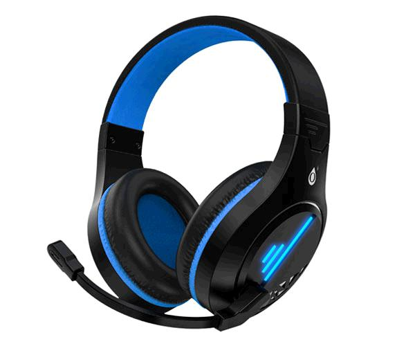 Auriculares gaming Ng6020 - 40mm - Pc - Ps4 - Xbox One - Switch - negro - One+