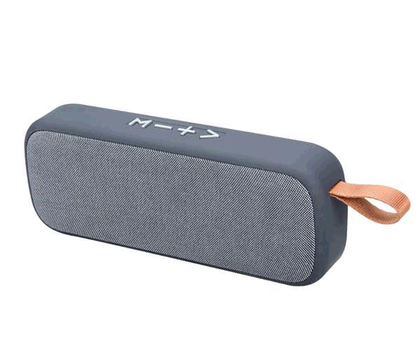 ALTAVOZ MIMIKO F4280  BLUETOOTH - FM - USB - MSD- TWS  PLATA