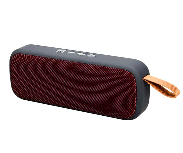 ALTAVOZ MIMIKO F4280  BLUETOOTH - FM - USB - MSD- TWS  ROJO
