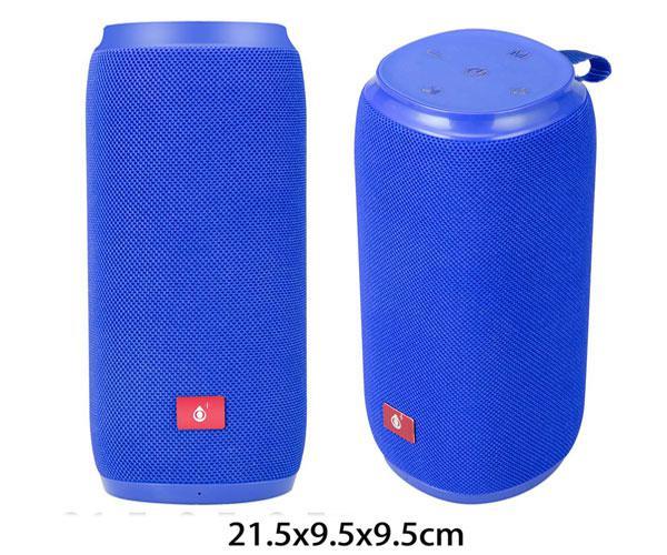Altavoz Bluetooth fitus f4612 azul 10w - FM - MicroSD - ONE+