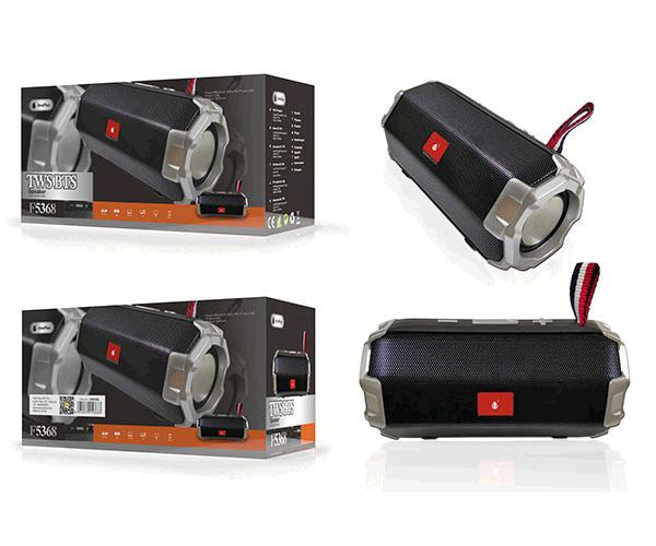 Altavoz capsule F5368  Bluetooth - USB- MicroSD - FM - 2x5w