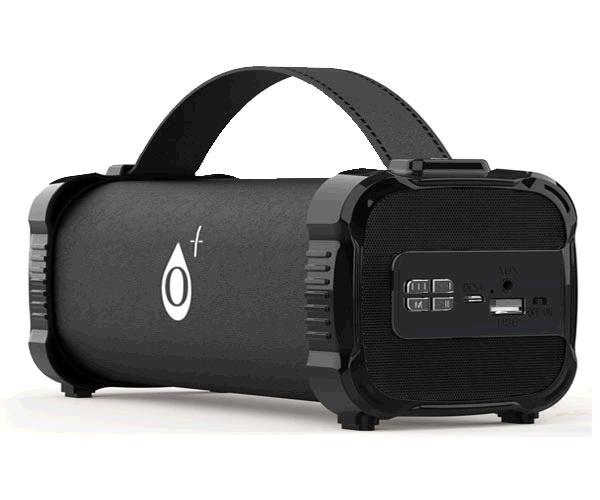 Altavoz Bluetooth 5.0 - Ottum F5754 - 5w - FM - USB - Negro -  One+
