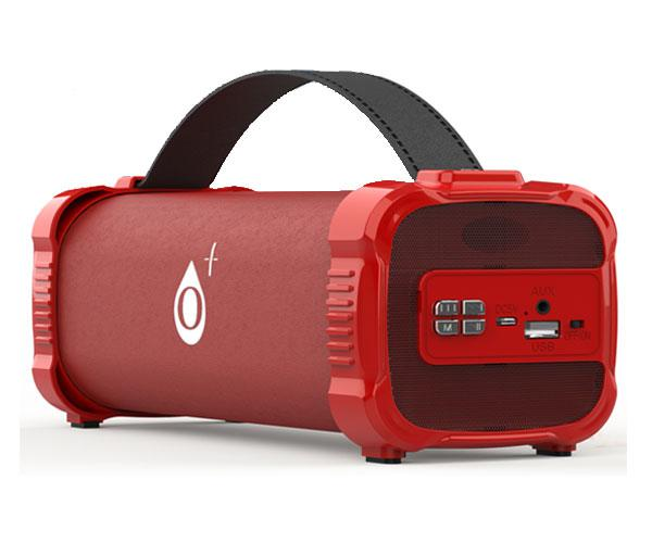 Altavoz Bluetooth 5.0 - Ottum F5754 - 5w - FM - USB - Rojo -  One+