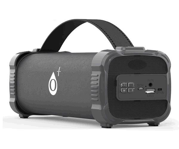 Altavoz Bluetooth 5.0 - Ottum F5754 - 5w - FM - USB - Gris -  One+