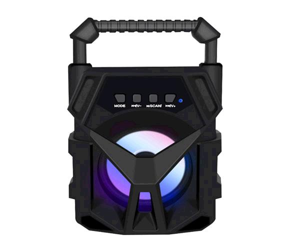 Altavoz Bluetooth F6008 Optimus - USB - FM - MicroSD - Aux in - Mic in - 5w - One+