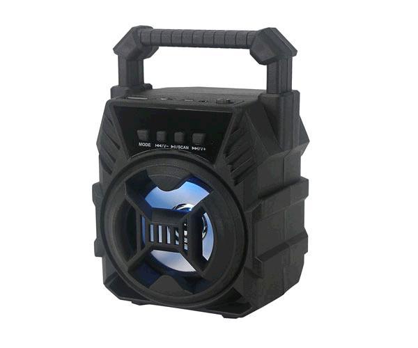 Altavoz Bluetooth F6009 Frenzy - USB - FM - MicroSD - Aux in - Mic in - 5w - One+