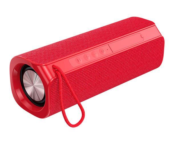 Altavoz Bluetooth Horizon NF4064 Rojo - Fm - Usb - MicroSd - BT 5.0 - Tws - 6w - 1200mah - One+