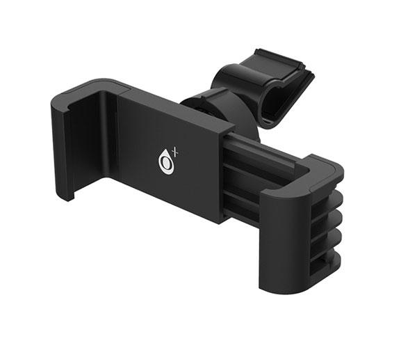 Soporte Smartphones Airvent Claw E6260 Negro - 3.5 a 6.3 Pulgadas - ONE+