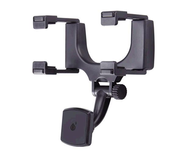 Soporte universal movil e4896 - espejo retrovisor - negro - ONE+