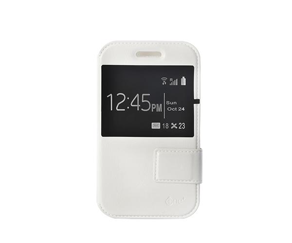 Funda universal smartphone 6 pulgadas blanca