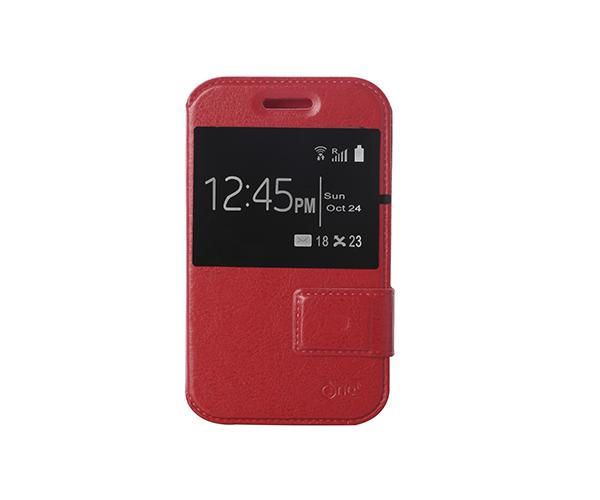 Funda universal smartphone 6 pulgadas roja