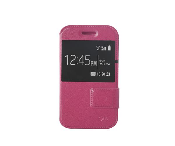 Funda universal smartphone 6 pulgadas rosa