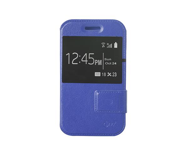 Funda universal smartphone 5.5 pulgadas azul oscuro
