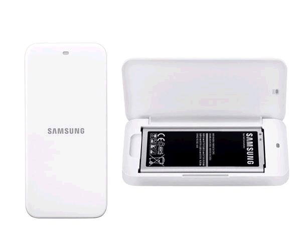 Cargador externo orig. de bateria Samsung s5 i9600