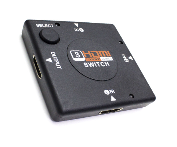 Switch HDMI 3x1