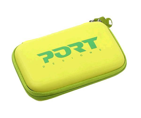 Funda HDD - SSD 2.5 port designs Colorado - Amarillo-Verde