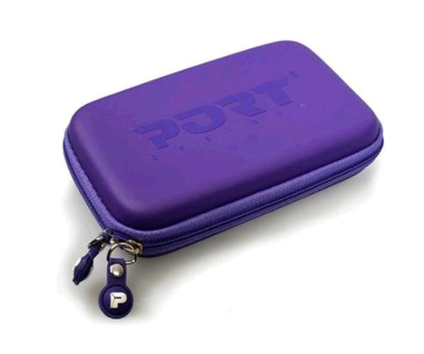 Funda HDD - SSD 2.5 port designs Colorado - Violeta